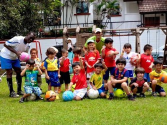 Mini Soccer Kids by International Soccer Camp KL