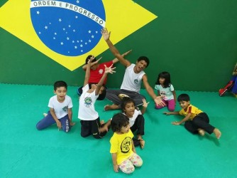 Kids Capoeira by The Coach Sports Services