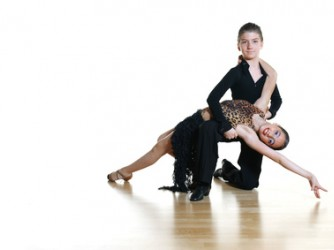 Latin Dance for kids by Passion Ballet & Dance Studio