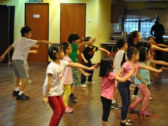 Hip Hop Classes by Joyclub Dance Academy