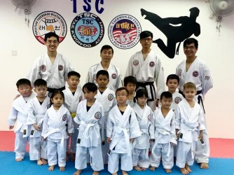 Kinder Taekwondo by TSC Taekwon-Do Academy