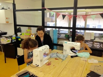 Little Makers 8-Class Sewing Series by Maker's Habitat