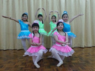 Ballet for Kids by Yogaero Art Music & Dance