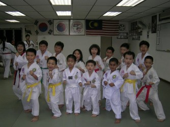 Taekwondo by Ding Martial Art Gymnasium