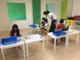 LEGO Early Simple Machines by Kinderia