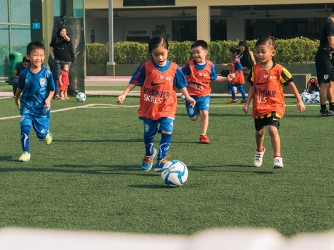 Football Lessons ( Pre-School ) by Dream Village Football Academy