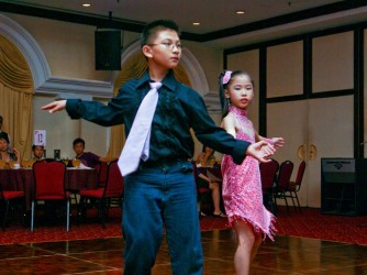Latin Kids by Shall We Dance Studio
