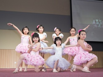Ballet (Primary Kids) by Swanlina Dance Studio