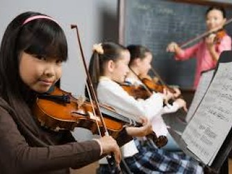 Violin Lesson ( Beginner ) by Masters Touch Conservatory of Music