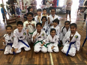 Taekwondo by CK Taekwondo Club ( Pusat Bandar Puchong )
