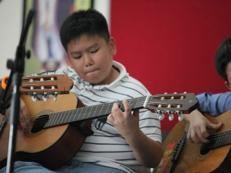 Classical Guitar Class by Menuetto Musique Maison Sdn Bhd
