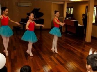 Pre-primary Ballet by Saxon Conservatoire