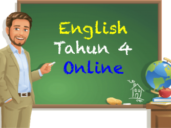 English Tahun 4 by KiddyPass Online Tutor