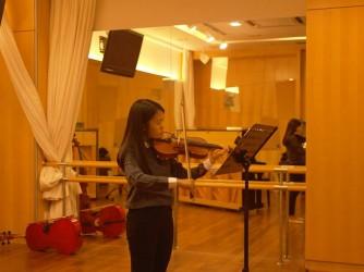 Violin Class  by Menuetto Musique Maison Sdn Bhd