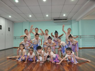 Kids Dance by Danze Pointe Music & Dance School