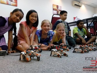 Robotics Program by Edu 360 Academy Of Excellence