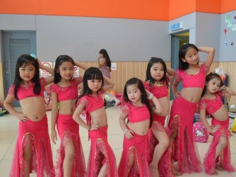 Belly Dance for Kids by Swanlina Dance Studio