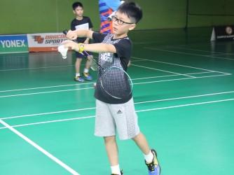 Badminton lesson (Intermediate)  by Valberg Badminton Club & Academy