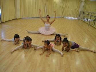 Ballet Lessons by Akademi Seni Tarian Sri Rampai
