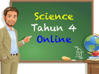 Science Tahun 4 by KiddyPass Online Tutor