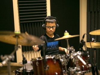 Junior Drum Course by School of Drums
