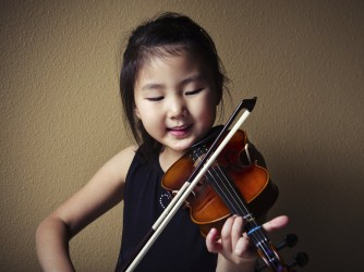 Violin Class for Kids by Gran Music  Setia Alam