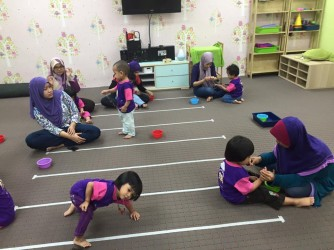 Powerful Playgroup Program by Genius Baby On Board